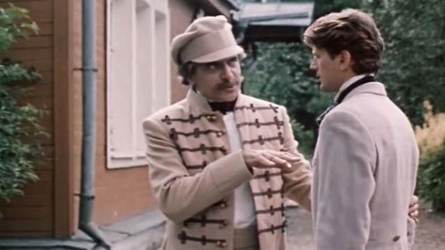 Фильм «Село Степанчиково и его обитатели» 1989
