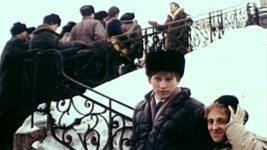 Холодный март фильм 1987