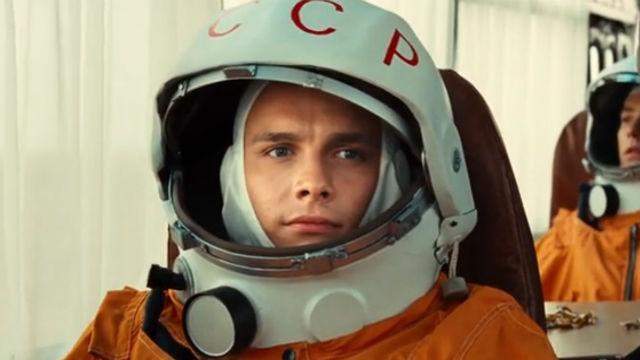 """Картинка к фильму """"Гагарин. Первый в космосе"""""""