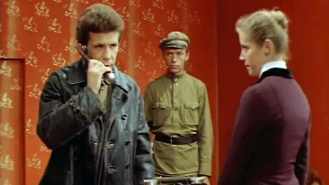 """Фильм """"Бой на перекрестке"""" (1982)"""