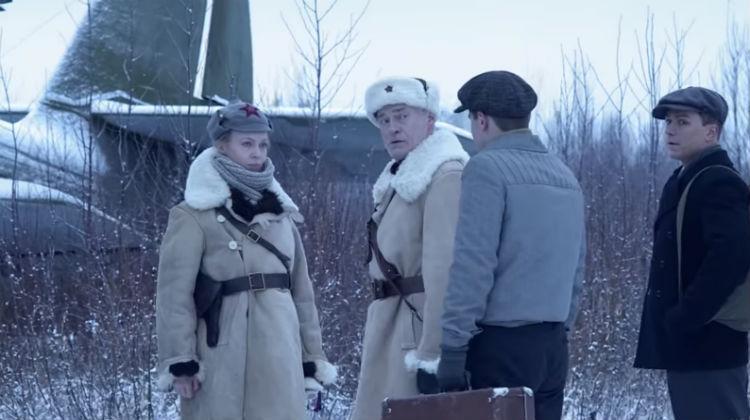 Военная разведка. Северный фронт. 1 серия