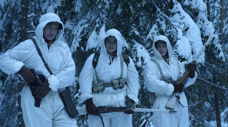 Военная разведка. Северный фронт. 4 серия