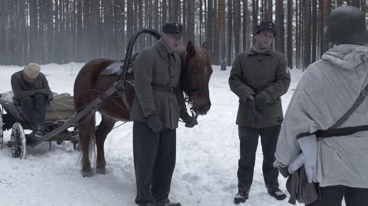 Военная разведка. Северный фронт. 5 серия