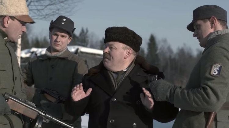 Военная разведка. Северный фронт. 6 серия
