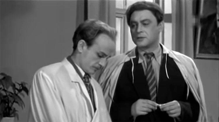 Пути и судьбы фильм 1955